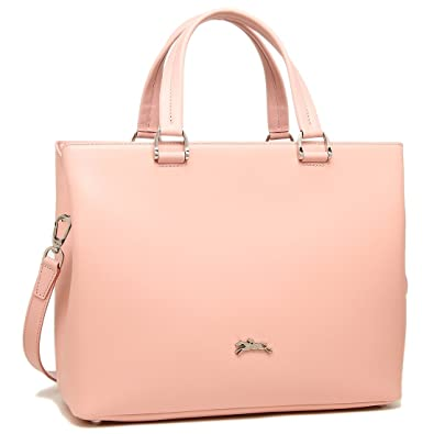 74afc6184790 ロンシャン バッグ レディース LONGCHAMP 1286 831 A26 オノレ HONORE 404 TOTE BAG M トートバッグ  PINKY