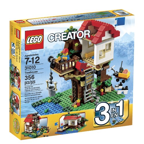 LEGO Creator 31010 Treehouse (Discontinued by - Map Lakeside Store