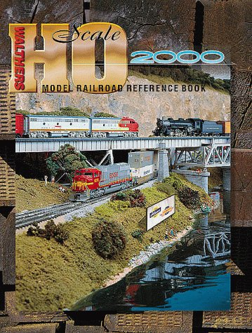 le Model Railroad Reference Book (Walthers Model Railroad)