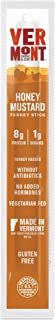 product image for Vermont Smoke & Cure Turkey Sticks, Antibiotic Free, Gluten Free, No Added Hormones, Low Calorie Snack, Paleo & Keto Friendly, Honey Mustard, 1oz Stick
