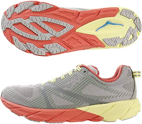Hoka One One W Tracer 2 Vapor Blue Wrought Iron Textil 1016787 - Zapatillas de running para mujer, color Multicolor, talla 43 1/3 EU: Amazon.es: Zapatos y complementos