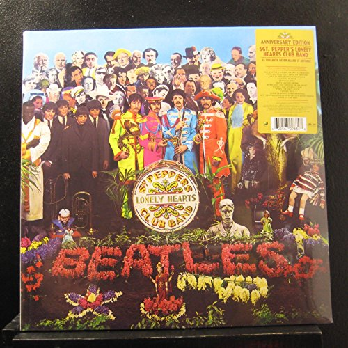 The Beatles - Sgt. Pepper's Lonely Hearts Club Band - Lp Vinyl Record (Sgt Peppers Lonely Hearts Club Band Vinyl)