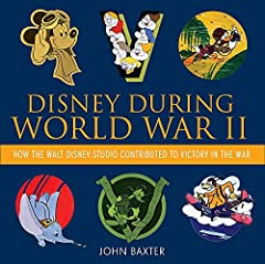 Disney During World War II encompasses the full range of material created by the Disney studio during the war, including ground-breaking training and educational films for the military and defense industries, propaganda and war-themed shorts and f...