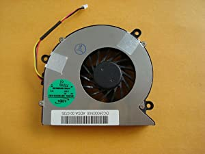 New CPU Cooling Cooler fan for Notebook Laptop Acer Aspire 5520 5315 7720 7520 Series, part numbers DC280003L00 AB7805HX-EB3 Comes with Free Thermal Paste