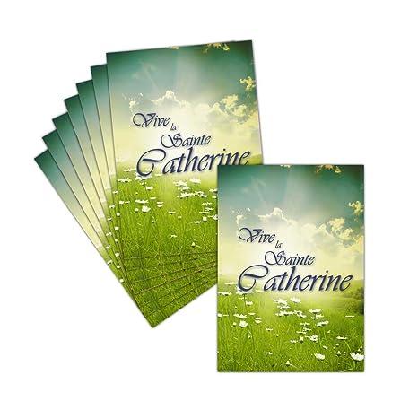 Tarjeta Santa Catalina - 8 tarjetas - Tarjeta RAM la Sagrada ...