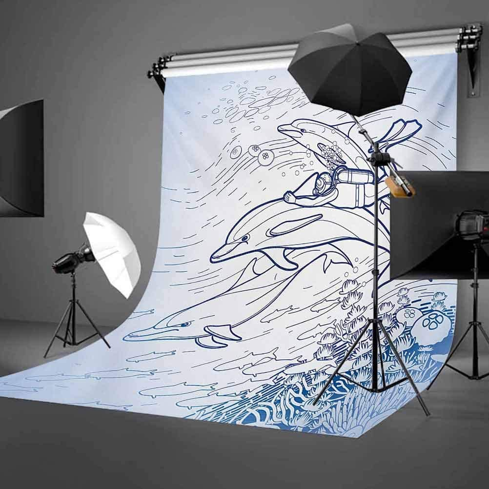 8x10 FT Backdrop Photographers,Abstract Beam Shape with Geometric Six Cornered Mosaic Style Futuristic Artsy Background for Child Baby Shower Photo Vinyl Studio Prop Photobooth Photoshoot