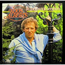 Koos Alberts Ik Zal Je Nooit Vergeten Lp Vinyl Record
