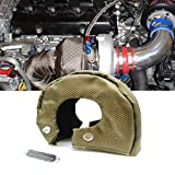 Molie T3 Titanium Turbo Blanket Lava cover for