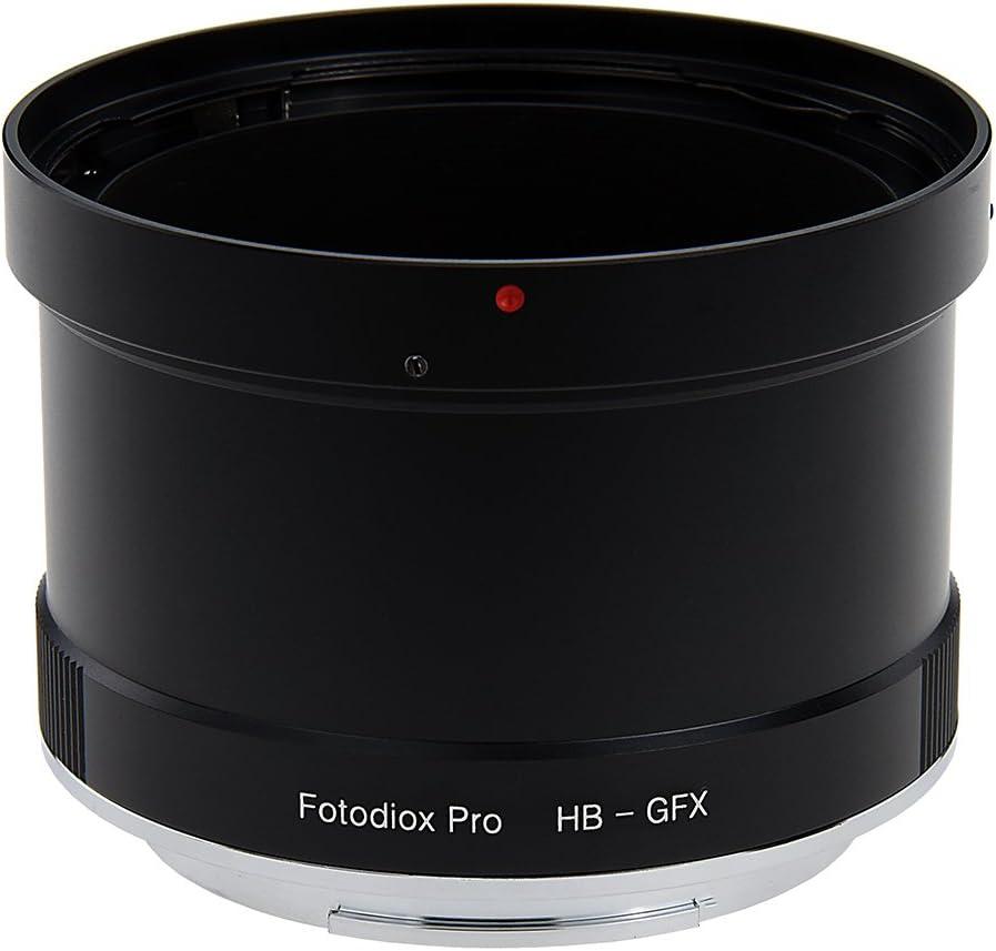 Fotodiox Pro Objektivhalteradapter Hasselblad V-Mount SLR Objektiv zu Fujifilm G-Mount GFX Mirrorless Digitalkamerasysteme wie GFX 50S und mehr