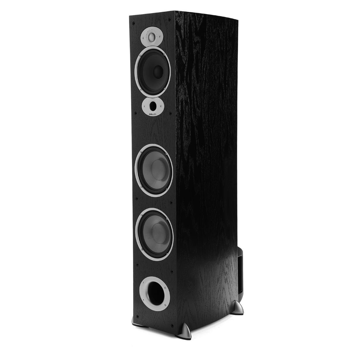 Polk Audio RTI A7 Floorstanding Speaker (Single, Black) by Polk Audio