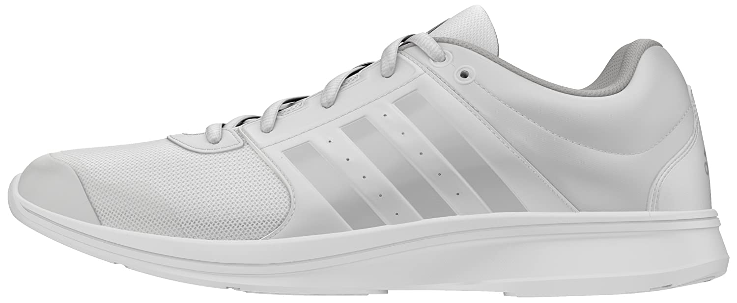 Adidas Essential Fun W White Casual Shoes  Women