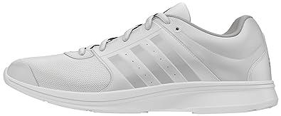 separation shoes a696e 236cd adidas Damen Essential Fun 2 Turnschuhe, Ftwr White  Silver Met.  Mgh  Solid