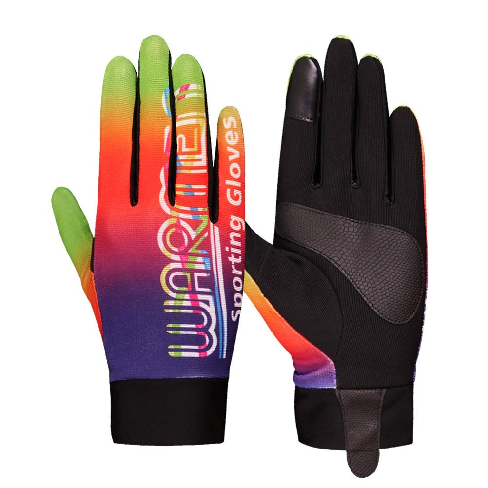 YSNBM Gloves Tech Touch Gloves | Sunscreen Breathable All Refers To Spring And Summer Thin Section Non-slip Outdoor Motorcycle Mountain Bike Gloves Touch Screen Gas Station,Dry Ice,Cold Storage,Indust
