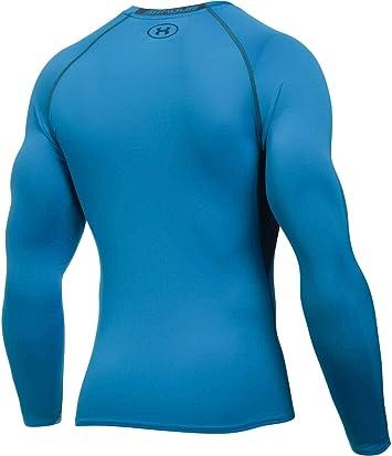 Under Armour Heat Gear T-Shirt de Compression Manches Longues Homme