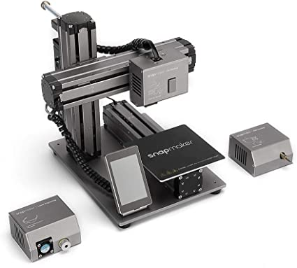 SNAPMAKER – Impresora 3D multifunción + Caja de protección ...