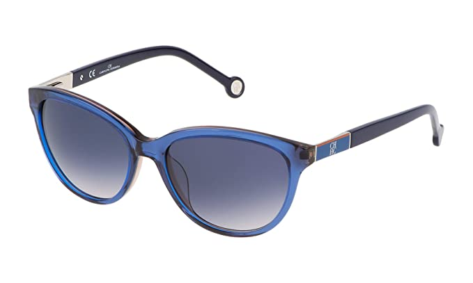 Amazon.com: Carolina Herrera Designer Sunglasses SHE642-0D25 ...