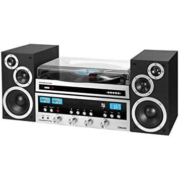 Merveilleux INNOVATIVE ITCDS 6000 CD Shelf System U0026 Turntable Combination Electronic  Consumer