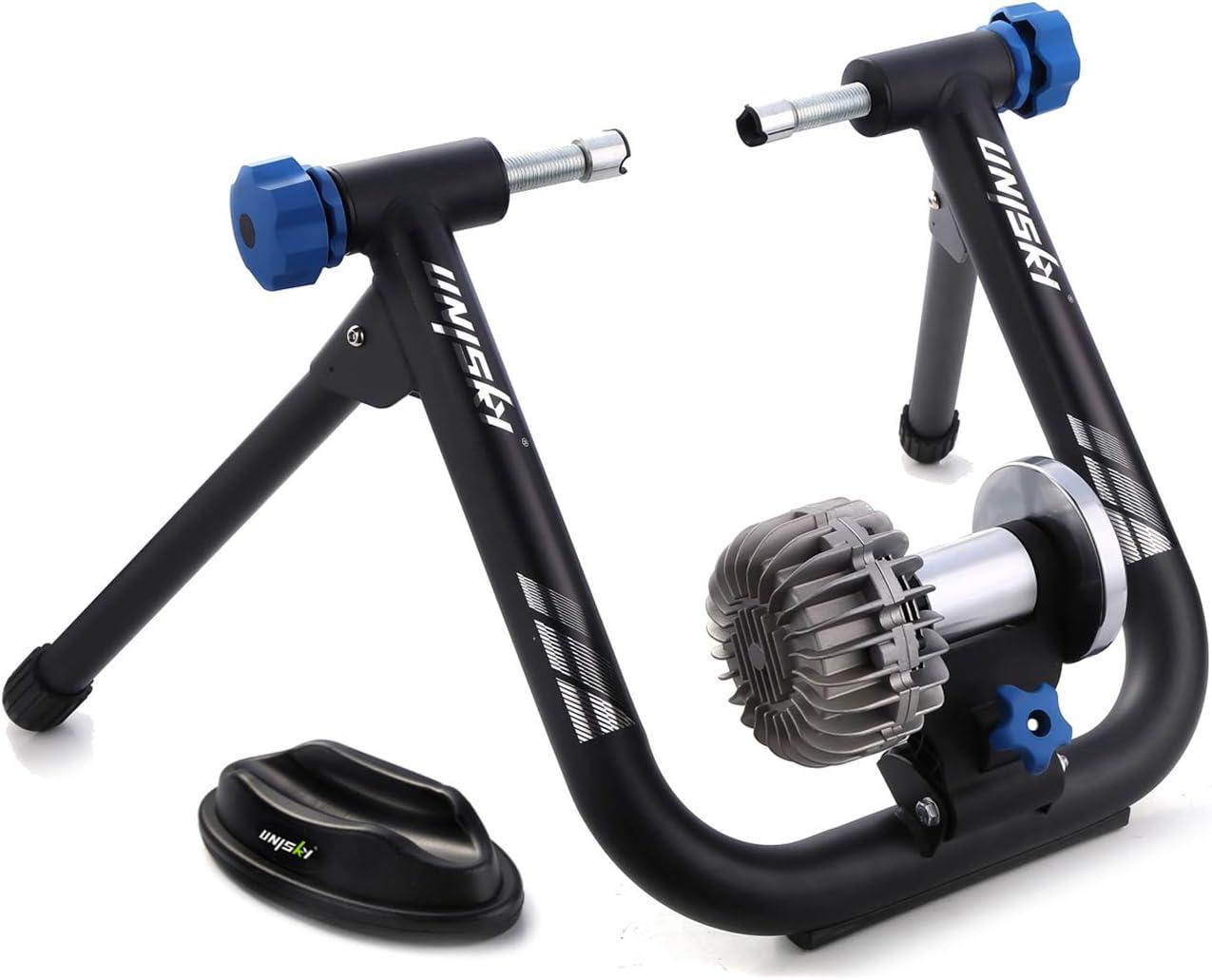 Unisky - Rodillo de entrenamiento de fluidos, para bicicleta ...