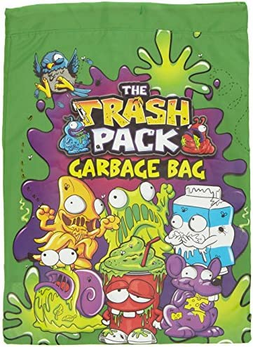Los Basurillas - Mochila: Trash Pack Trainer Bag: Amazon.es: Equipaje