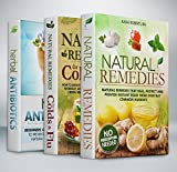 Natural remedies in this book look to soothe and cure common problems such as headaches, coughs, colds, toenail fungi, rashes, constipation, depression, anxiety and so many other ailments. Because the ingredients listed in this book are plant-based a...