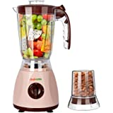 ALUA- Juicer, Multi-Function Cooking Machine, Electric Grinder, Household Food Supplement Fruit Blender for Mixed Food