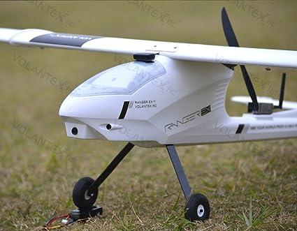 NEW Huge Volantex RC Ranger EX Long Range FPV Plane RC Airplane PNP  w/brushless Motor ESC