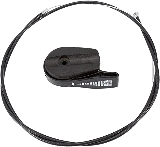 65 inch universal cortacésped del acelerador Cable Interruptor de control Jardín máquina Kit (Cable del acelerador palanca interruptor de control para cortacésped: Amazon.es: Jardín