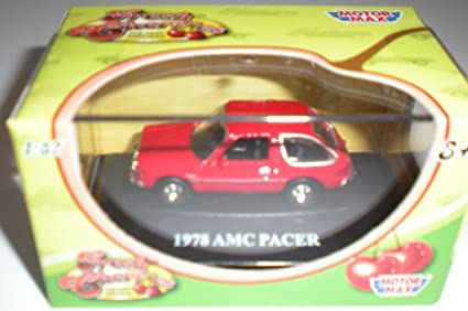 Amazon.com: Motormax cerezas frescas 1978 AMC Pacer Ho ...