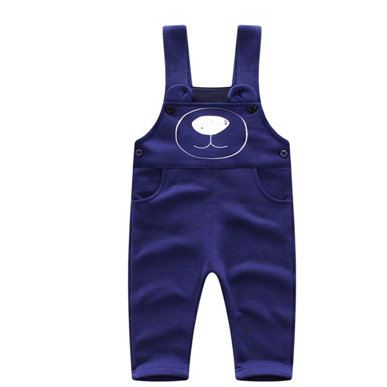 Felds Toddler Baby Boys Girls Bib Overalls Girl Trousers Jumpsuit