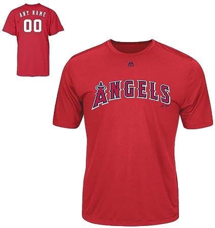 f39451606 Amazon.com   Los Angeles Angeles (Blank Back or Custom) Crewneck MLB ...