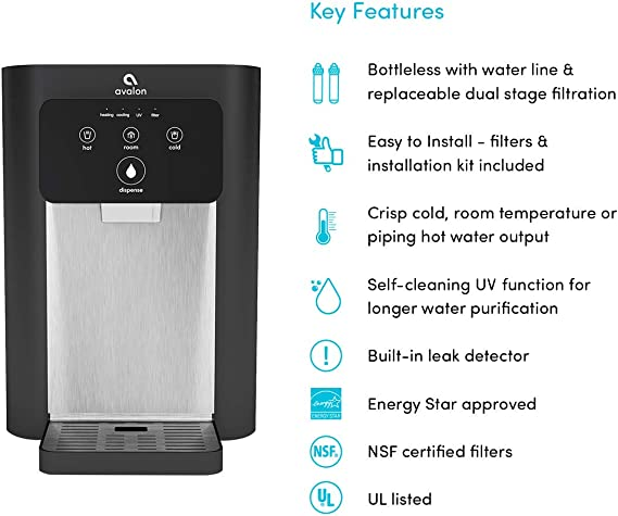 alpha-ene.co.jp Home & Kitchen Water Coolers Avalon A9 Electric ...