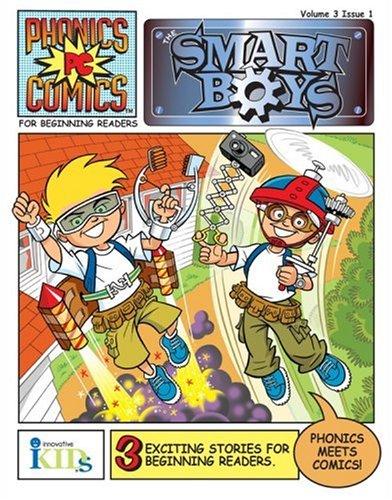 Download Phonics Comics: The Smart Boys PDF