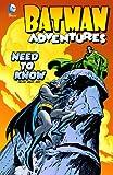 Need to Know (Batman Adventures)