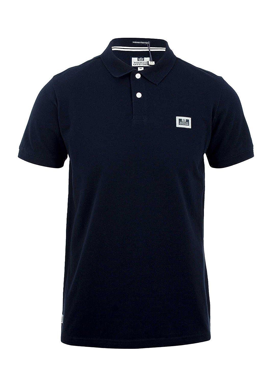 Weekend Offender - Polo - para hombre azul azul marino Large ...