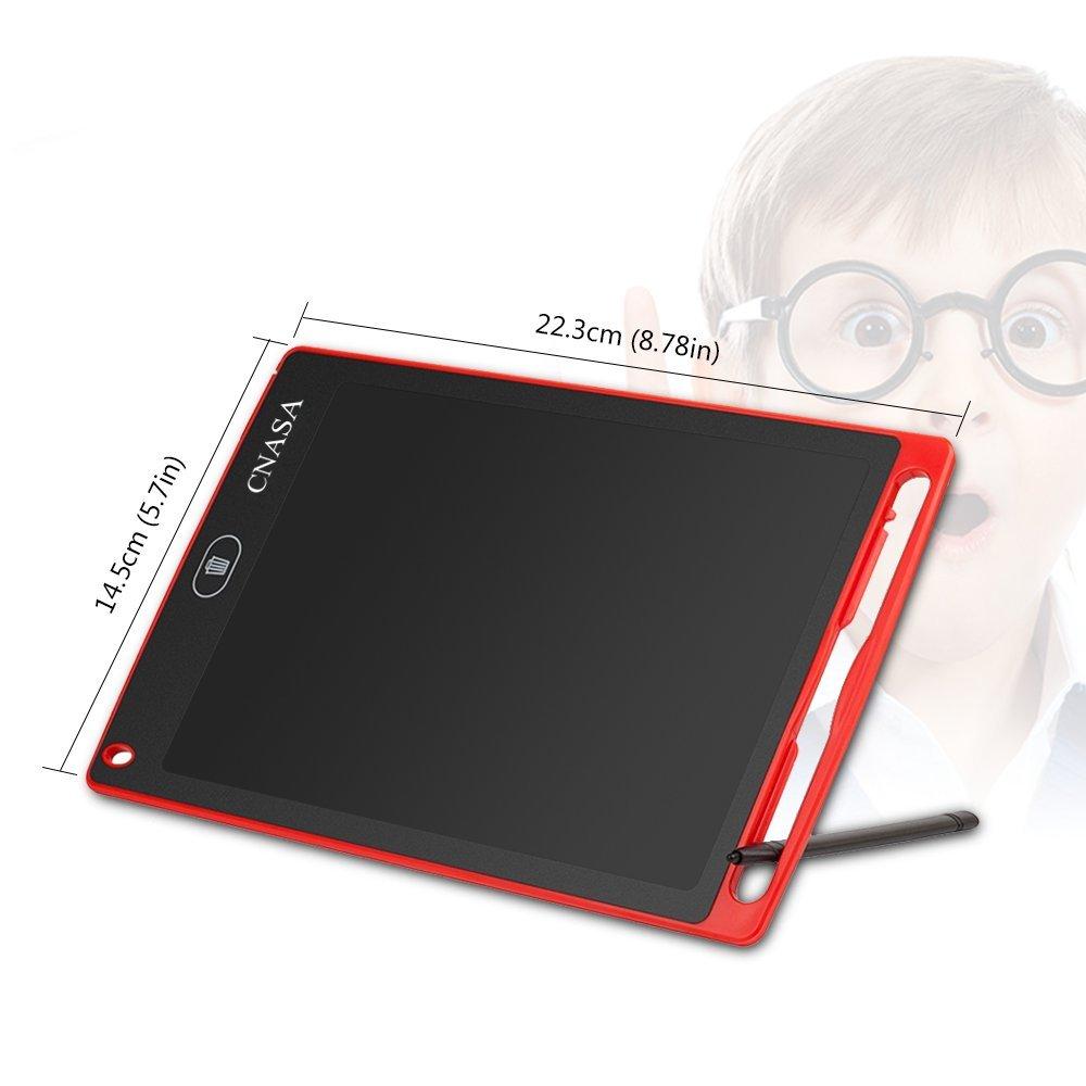 Writing Tablet/ Schreiben Tablet /8.5-Zoll LCD Grafiktablet mit Stift und Sleeve Fall von CNASA papierlos für Schreiben Malen Notizen / Geschenke Kinder