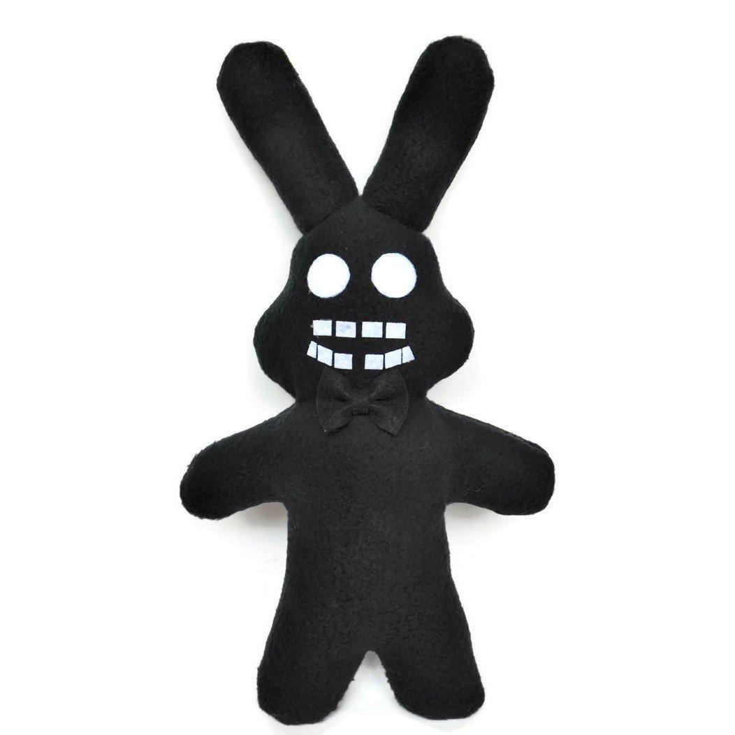 Shadow Bonnie (Handmade Plush) 13'inch