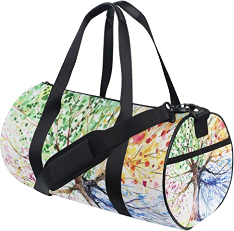 Duffel Bag Wheel Women Garment Gym Tote Bag Best Sports Bag for Boys