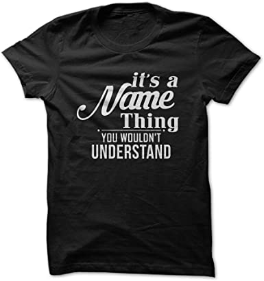 Its A in Thing You Wouldnt Understand