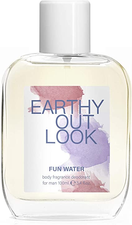 Fun Water Earthy Outlook - Desodorante para hombre (100 ml, pack ...