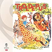 Troldepus i Afrika (Troldepus 12) | Dines Skafte Jespersen