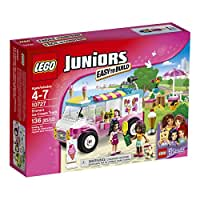 LEGO 10727 Emma's Ice Cream Truck Building Kit (136 Piece)