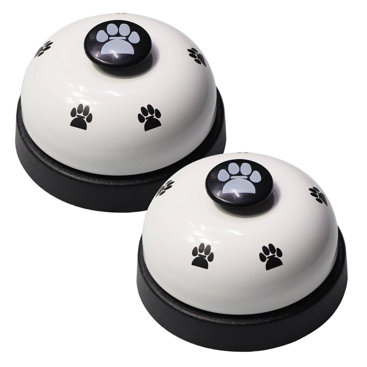 Vimov Ensemble de 2sonnettes d'apprentissage de la propreté pour animal domestique UK-PetBell