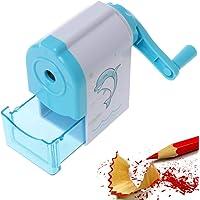 A manovella temperamatite Professional Art Sketch temperamatite creativo cancelleria temperamatite matita Planer Bianco