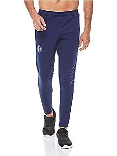 adidas CFC EU PRE PNT Pantalon Chelsea FC pour Homme, Bleu