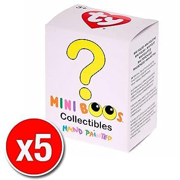 TY Beanie Boos - Mini Boo Figures - Blind Box (5 Packs Supplied ... 1053a851719e