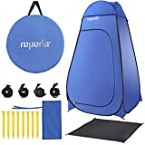 ROPODA Pop Up Tent 83inches x 48inches x 48inches, Upgrade Privacy Tent, Porta-Potty Tent Includes 1 Removable Bottom,8…
