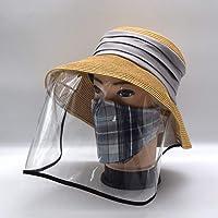 LTongx Sombrero Protector de Visera, Sombrero de Cubo