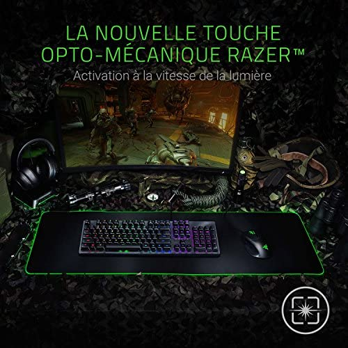 Razer Huntsman - Clavier Gaming Mécanique - Actualités des Jeux Videos