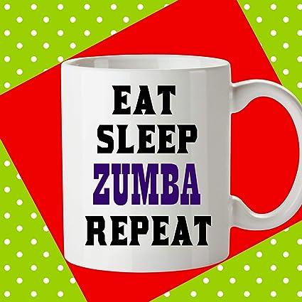 Zumba Christmas Images.Amazon Com Zumba Mug Gift Idea For Zumba Dancer Zumba