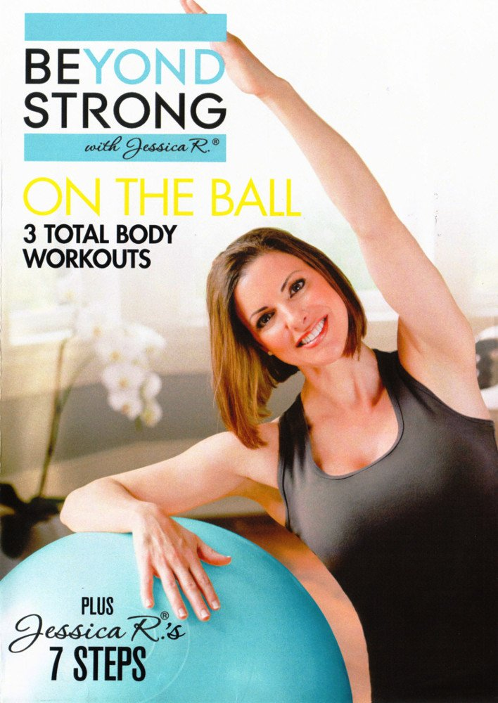 DVD : Beyond Strong: On The Ball With Jessica R. Three (Colorized)